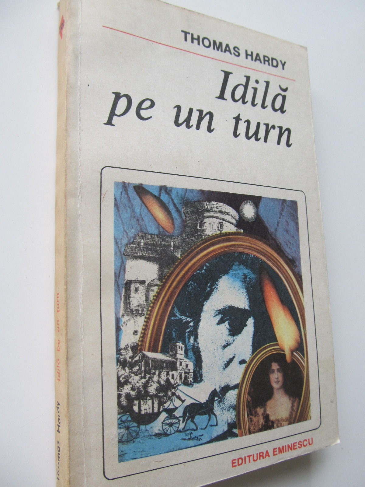 Idila pe un turn - Thomas Hardy | Detalii carte