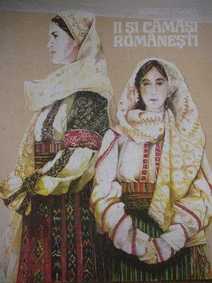 Ii si camasi romanesti (Album) - format foarte mare [1] - Aurelia Doaga   Detalii carte