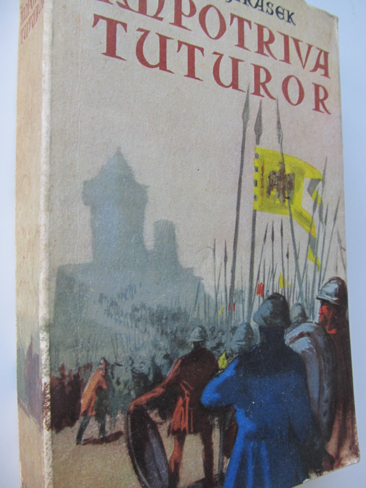 Impotriva tuturor - Alois Jirasek | Detalii carte
