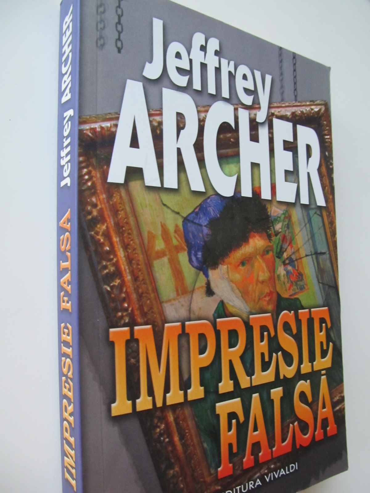 Impresie falsa - Jeffrey Archer | Detalii carte