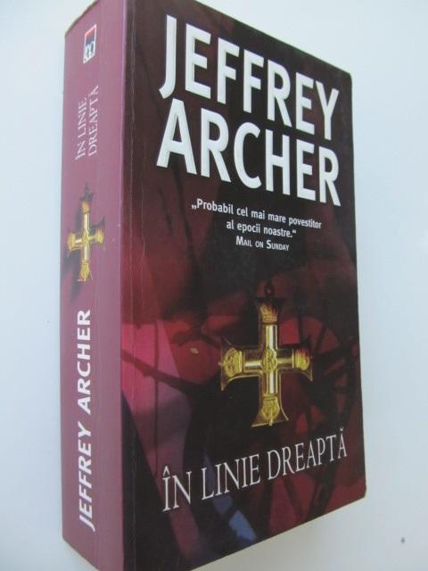 In linie dreapta - Jeffrey Archer | Detalii carte