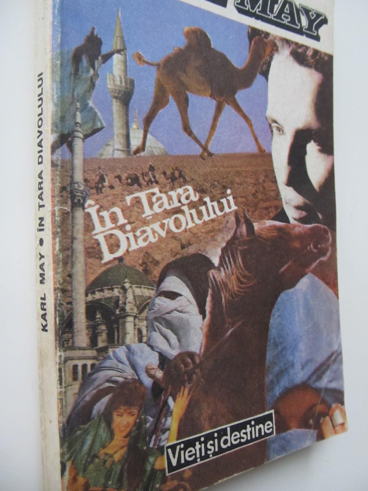 In tara diavolului - Karl May | Detalii carte