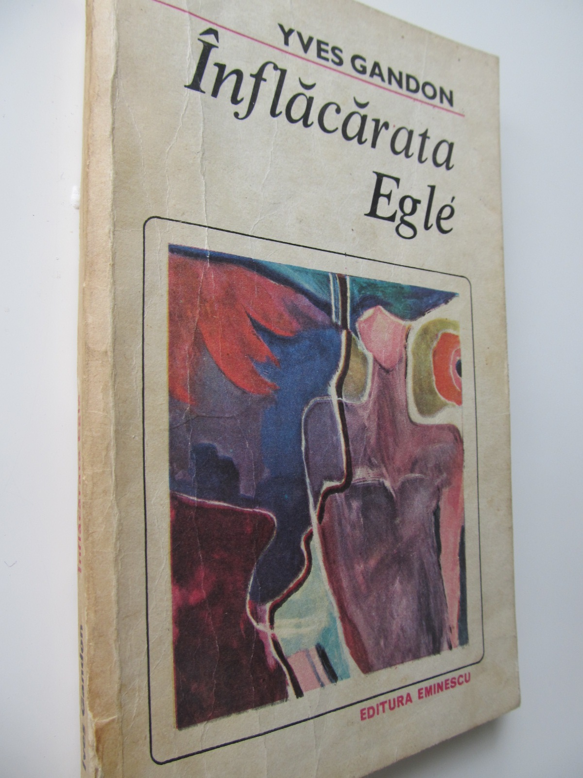 Inflacarata Egle - Yves Gandon | Detalii carte