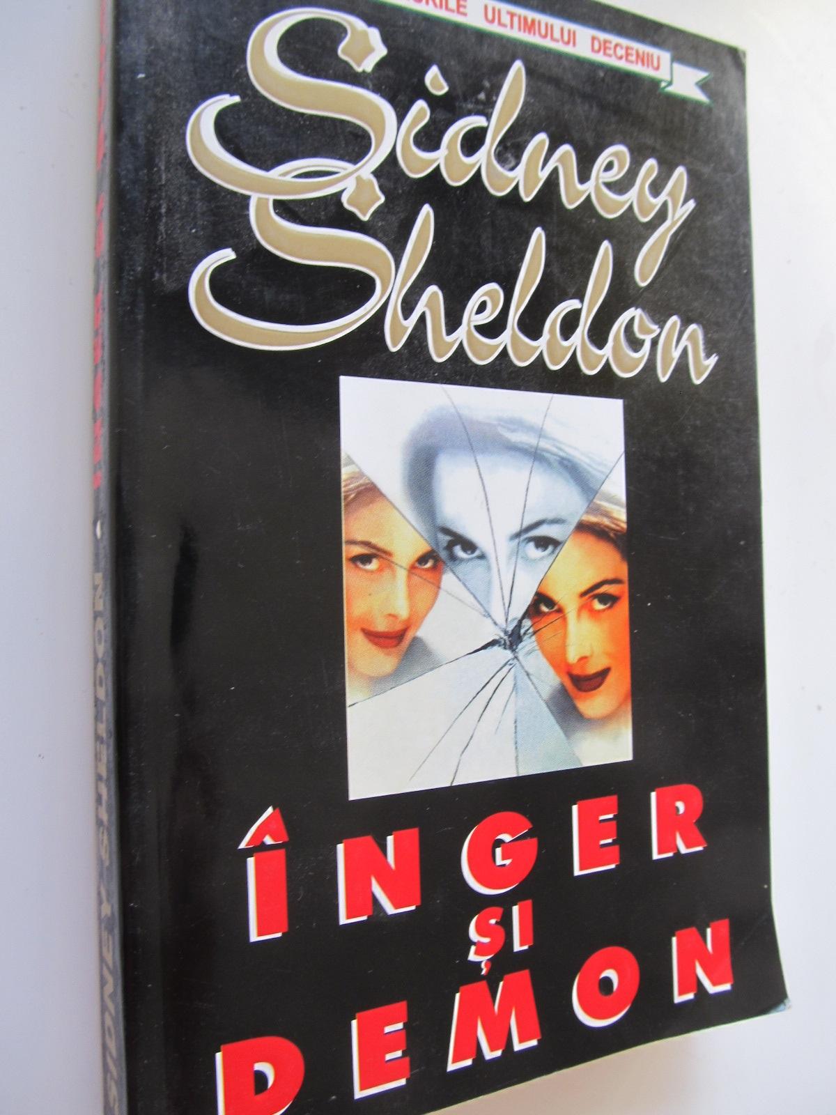 Inger si demon - Sidney Sheldon | Detalii carte