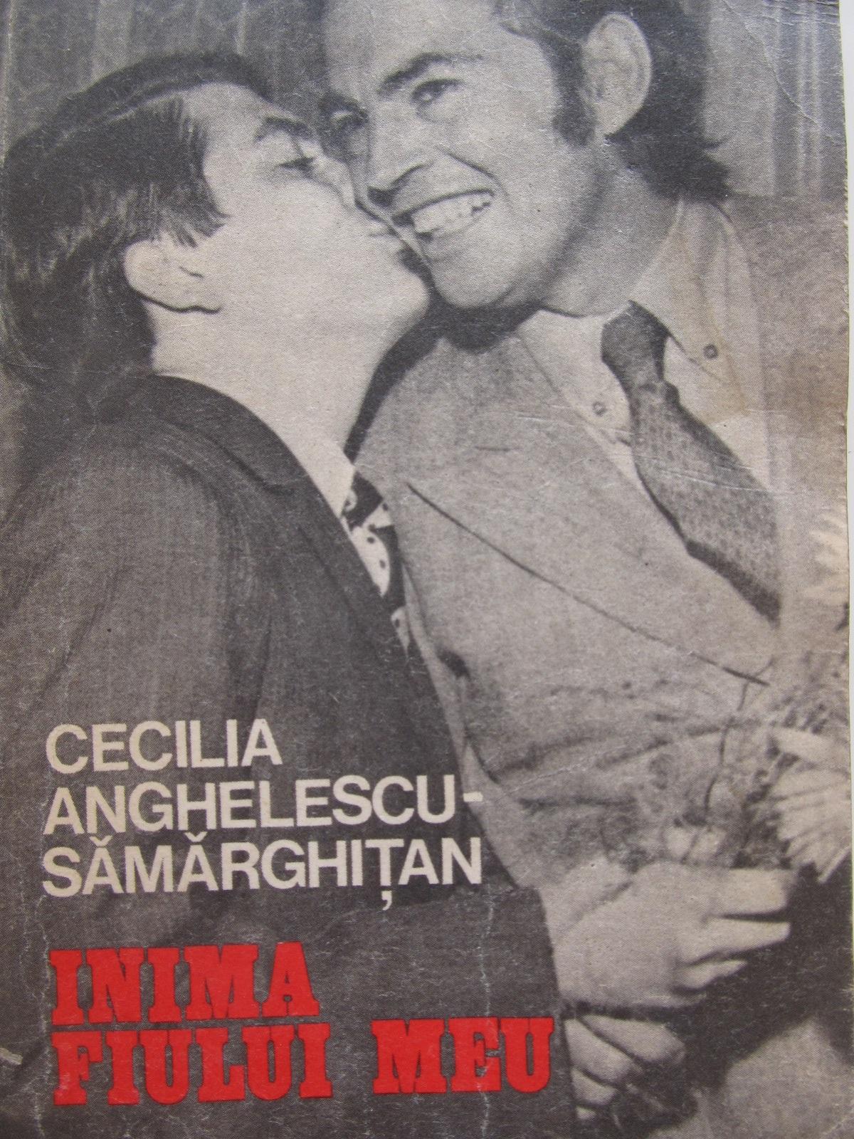 Inima fiului meu - Ceclia Anghelescu Samarghitan | Detalii carte