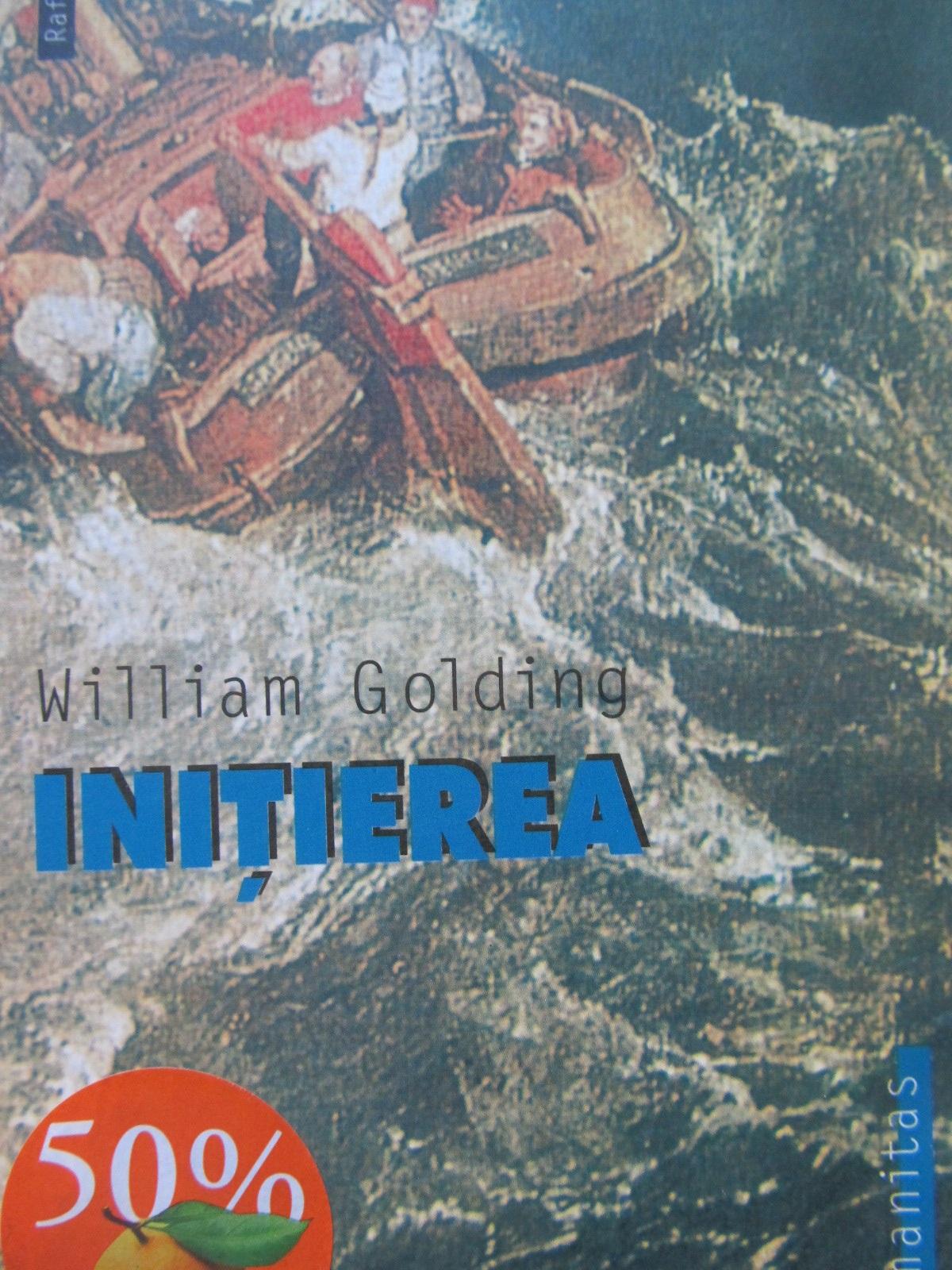 Initierea - William Golding   Detalii carte