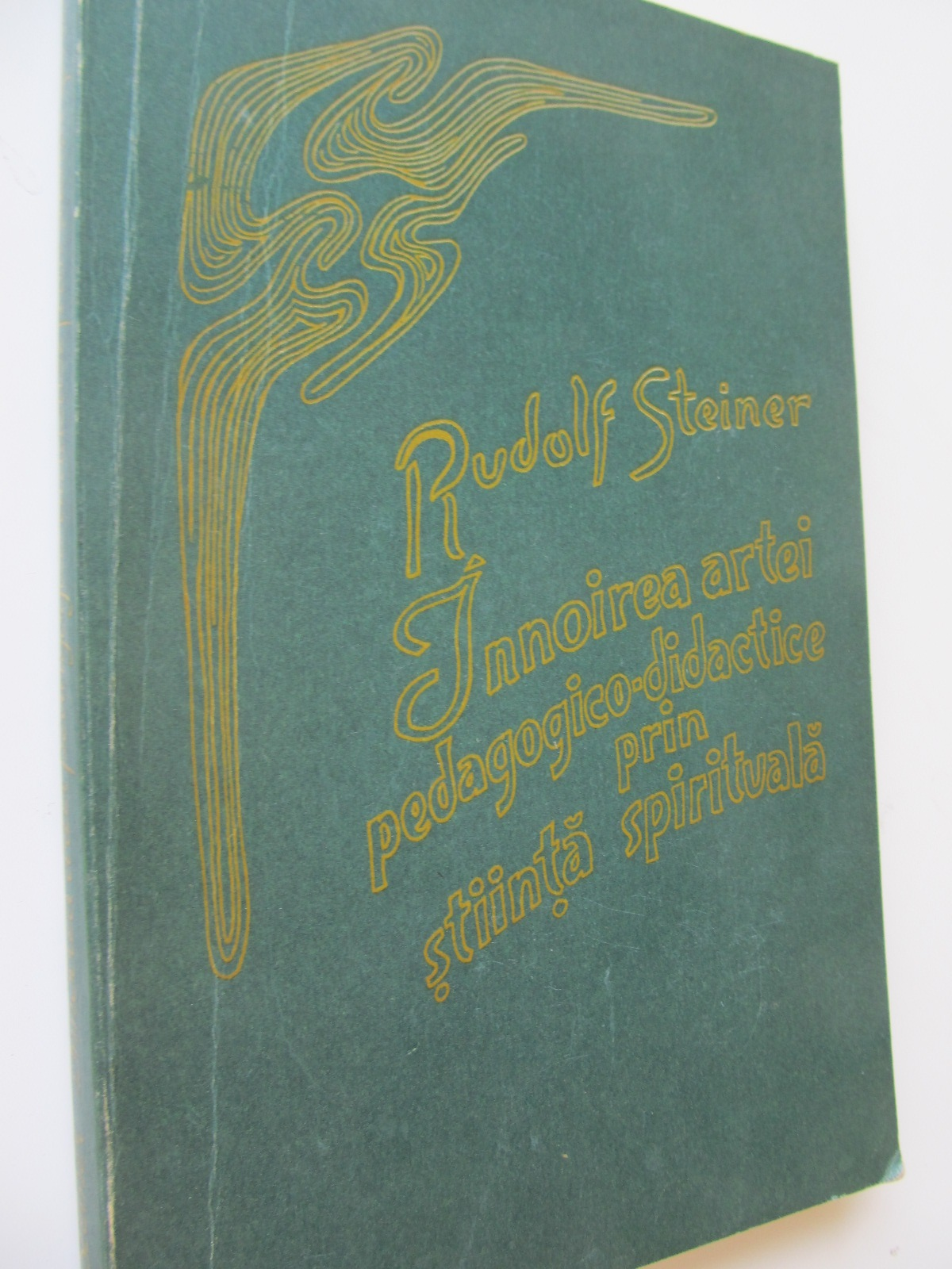 Innoirea artei pedagogico-didactice prin stiinta spirituala - Rudolf Steiner | Detalii carte