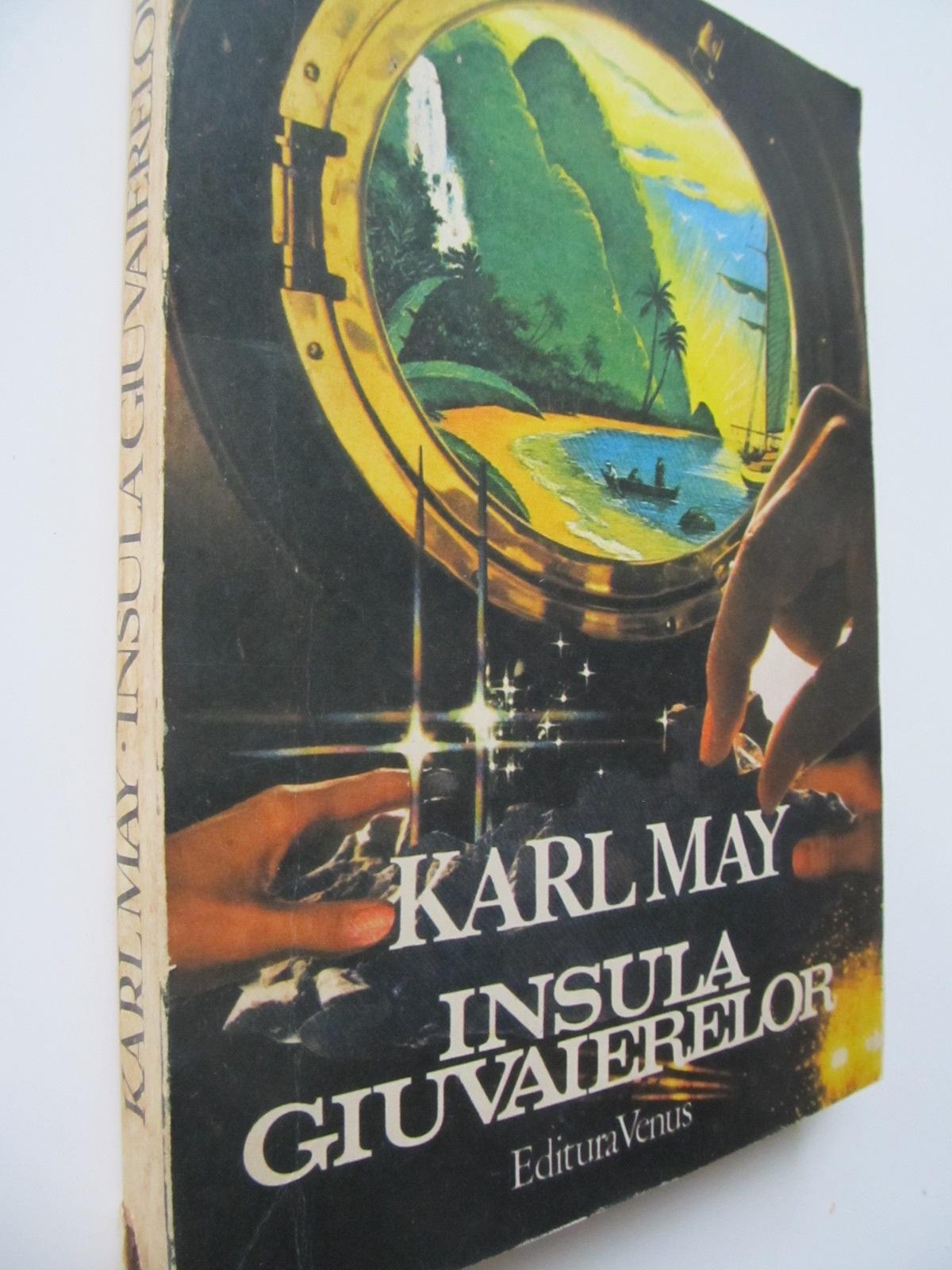 Insula giuvaierelor - Karl May | Detalii carte