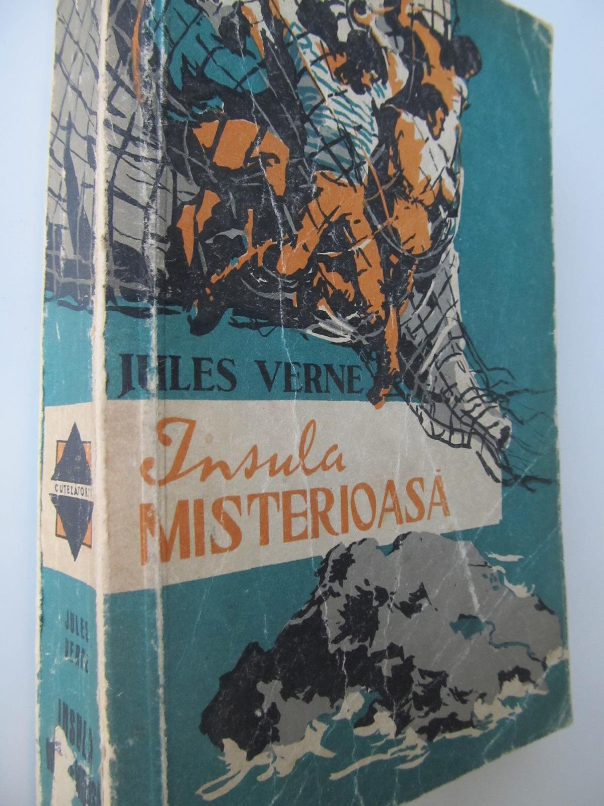 Insula misterioasa - Jules Verne | Detalii carte
