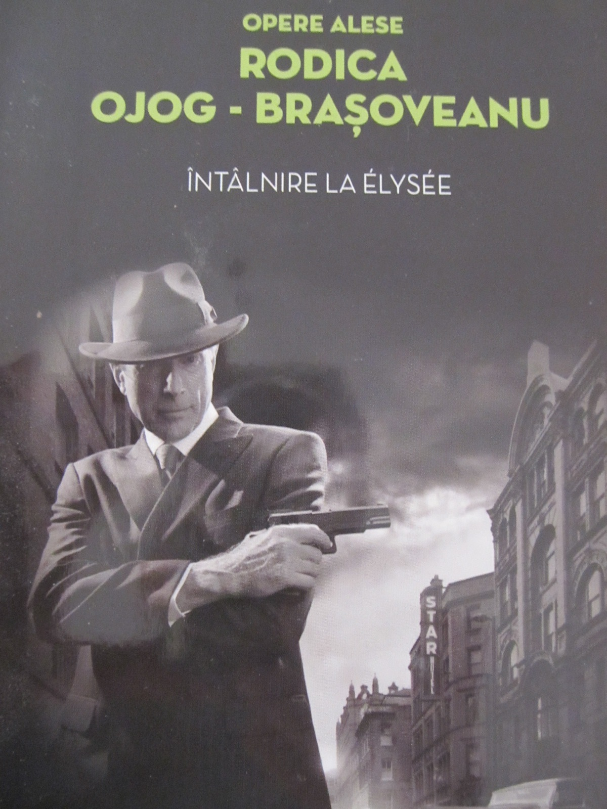 Intalnire la Elysee - Rodica Ojog Brasoveanu | Detalii carte