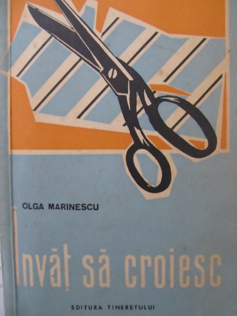 Invat sa croiesc - Olga Marinescu | Detalii carte