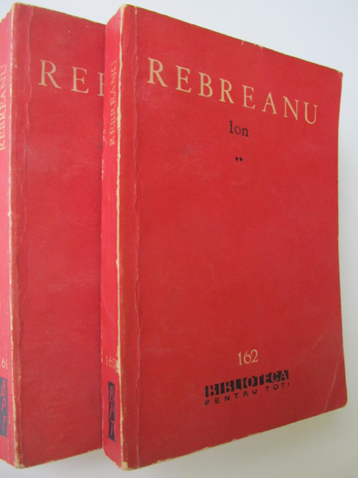 Ion (2 vol.) - Liviu Rebreanu | Detalii carte