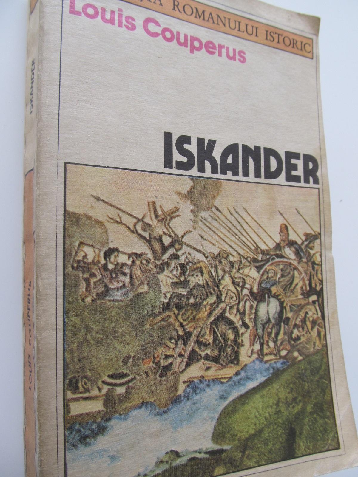 Iskander - Louis Couperus | Detalii carte