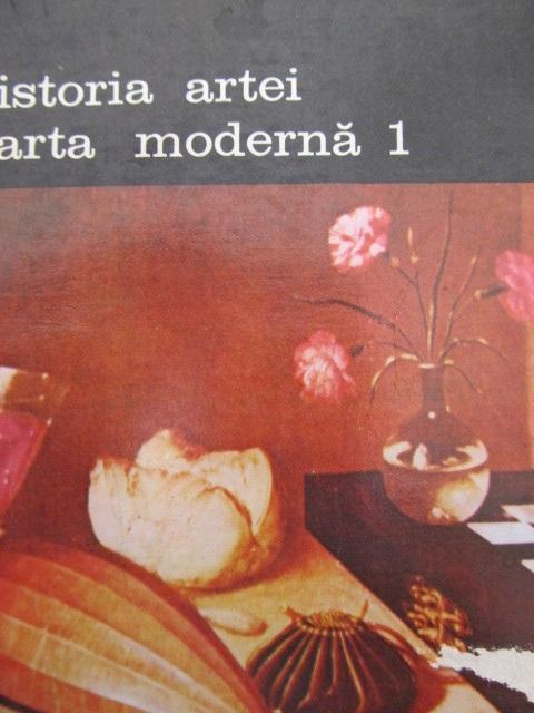 Istoria artei - Arta moderna 1 - Elie Faure | Detalii carte
