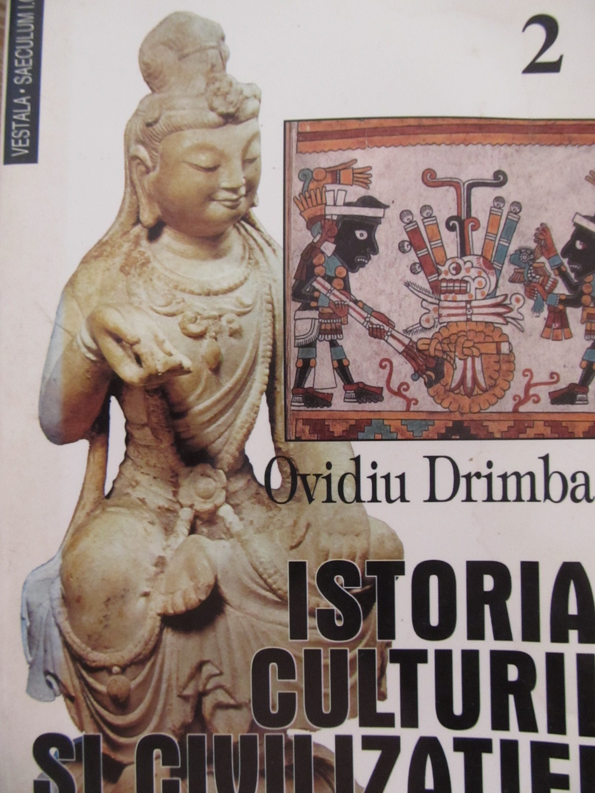 Carte Istoria culturii si civilizatiei (vol. 2) - Ovidiu Dramba