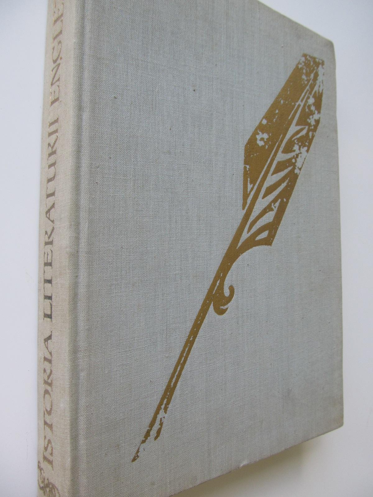 Istoria literaturii engleze - A. Anixt | Detalii carte