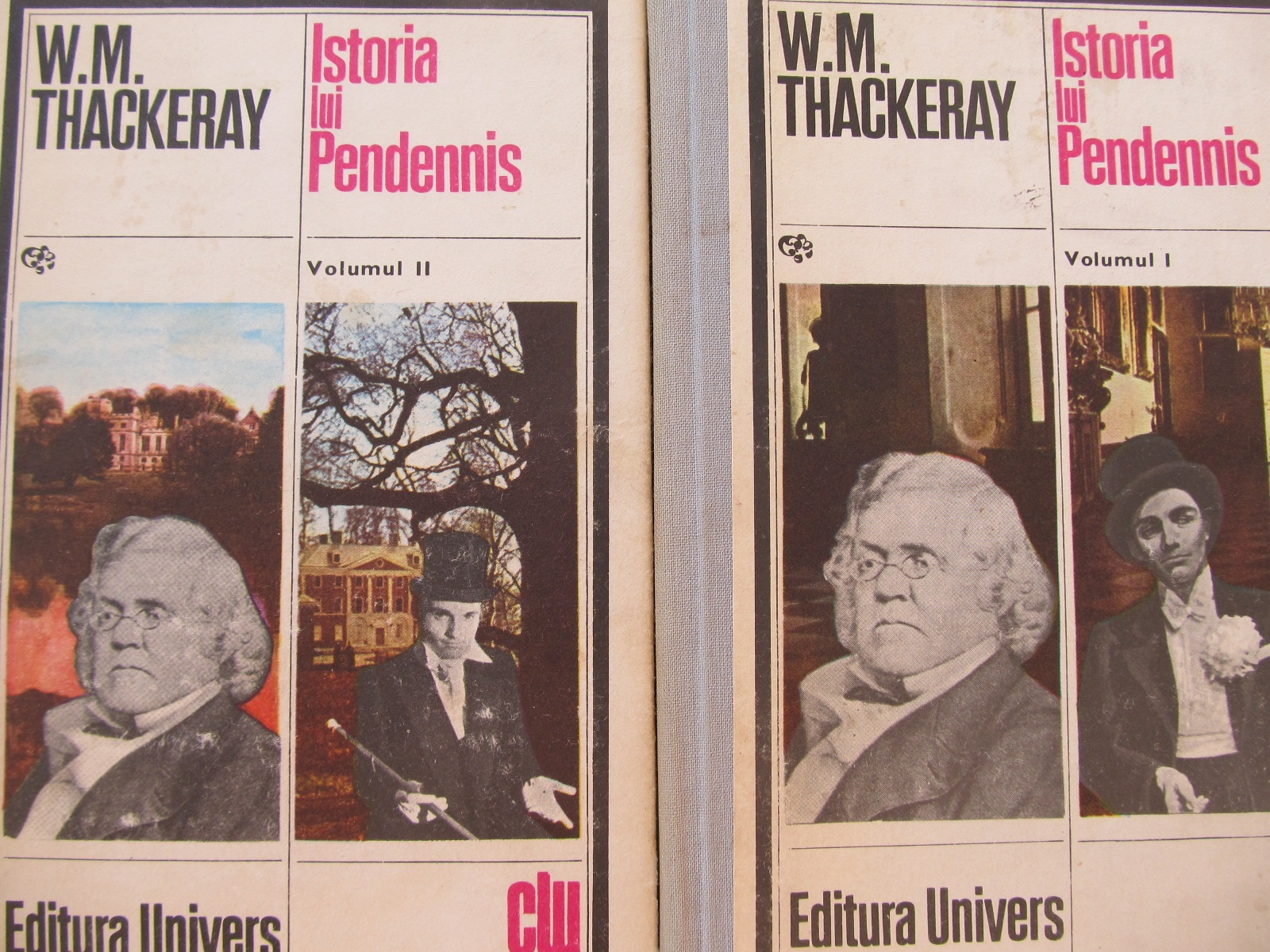 Istoria lui Pendennis (2 vol.) - W. M. Thackeray | Detalii carte
