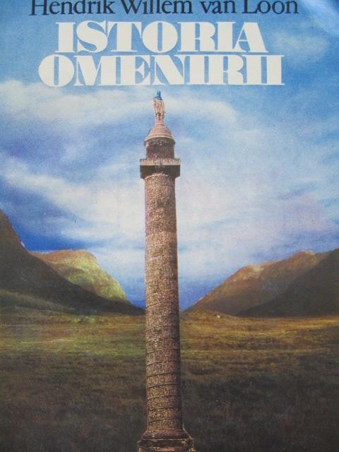 Istoria omenirii [1] - Hendrik Willem van Loon | Detalii carte
