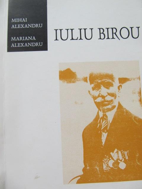 Iuliu Birou (monografie Banat) - Mihai Alexandru , Mariana Alexandru | Detalii carte