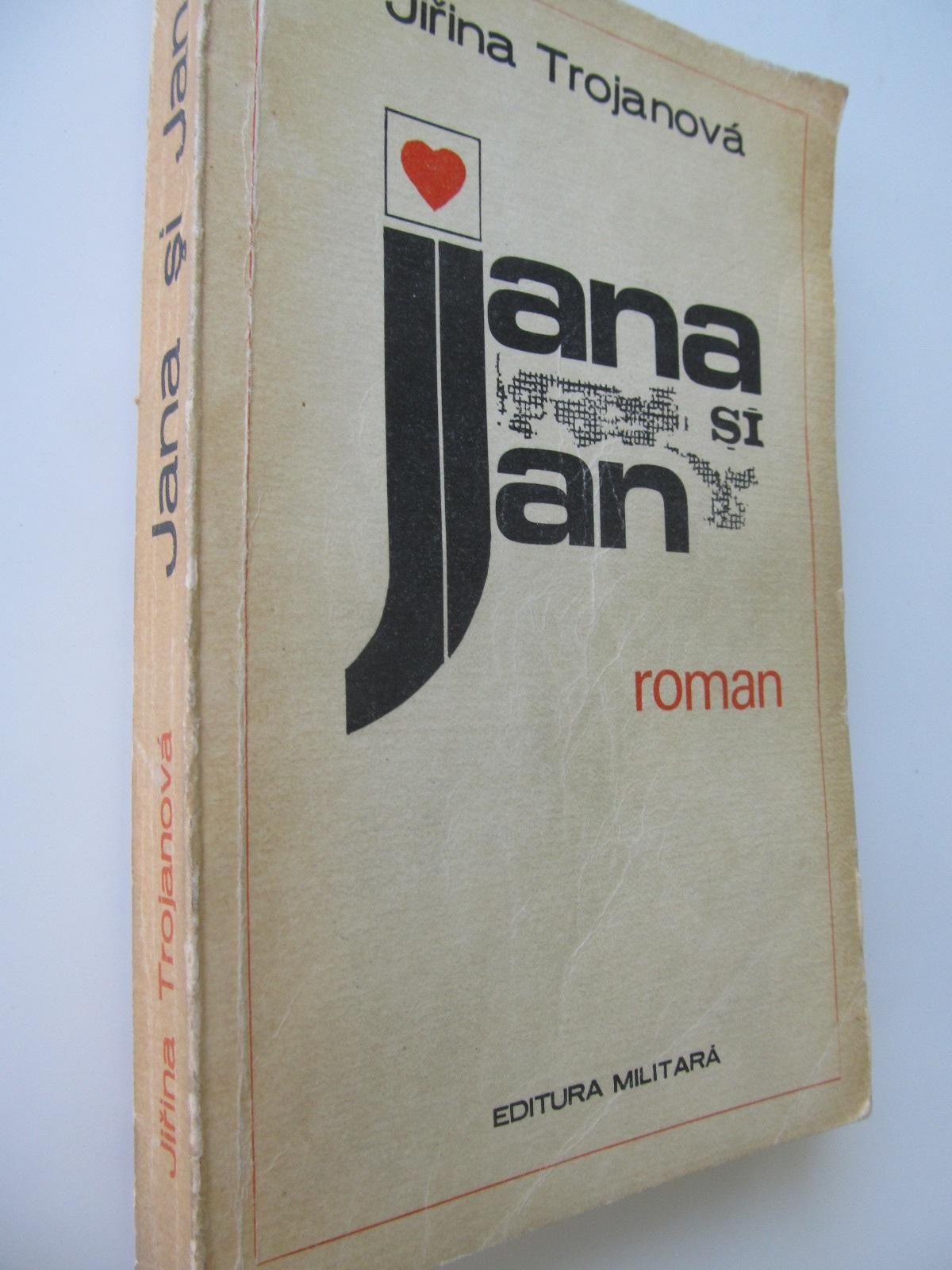 Jana si Jan - Jirina Trojanova | Detalii carte