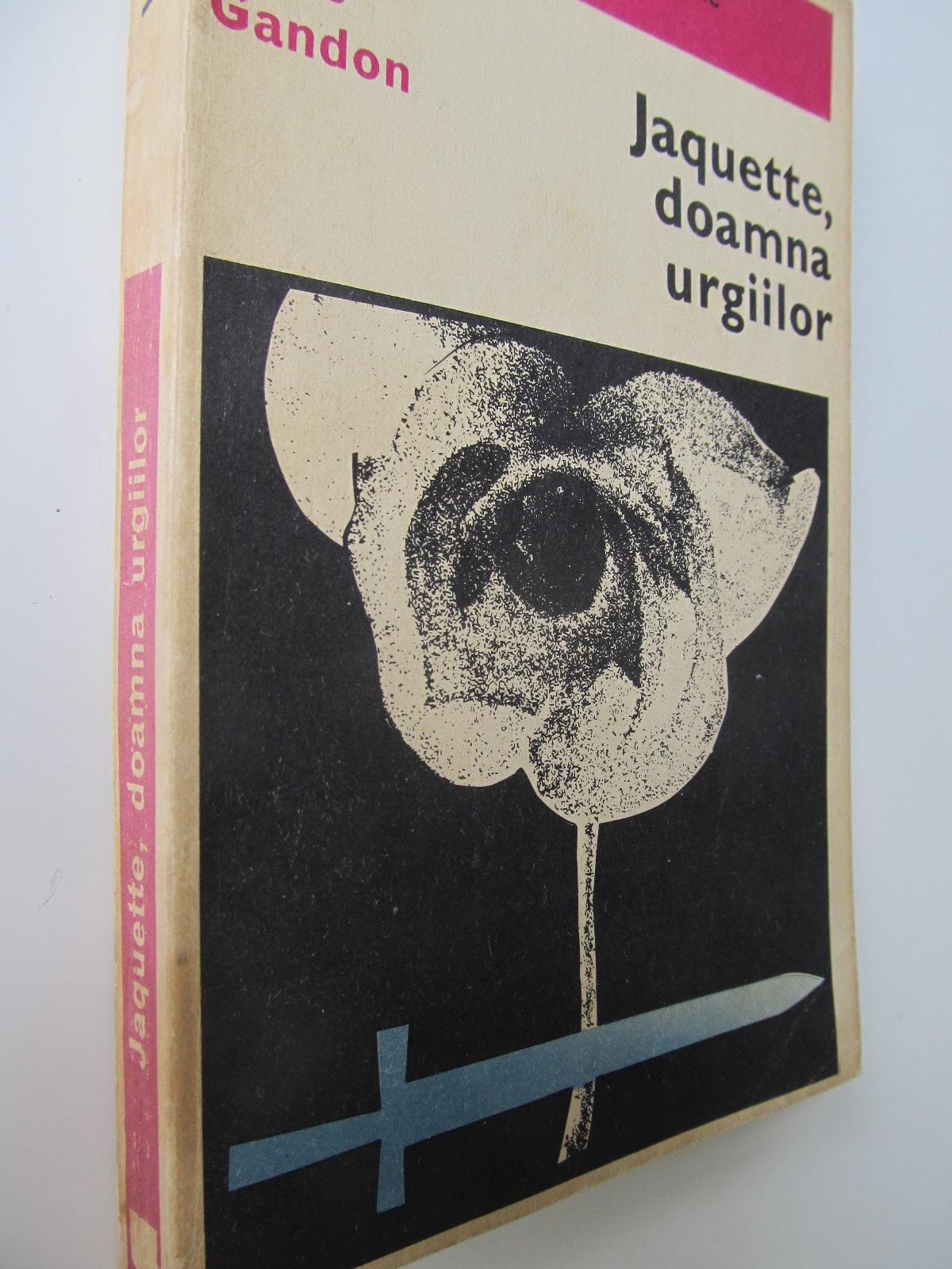 Jaquette doamna urgiilor - Yves Gandon   Detalii carte