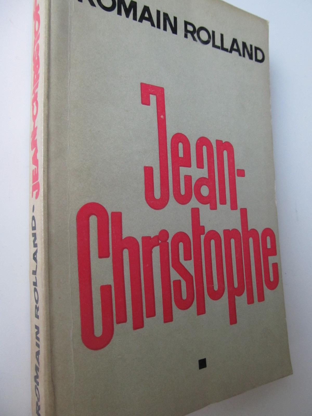 Jean Christophe (vol. 1) - Romain Rolland | Detalii carte