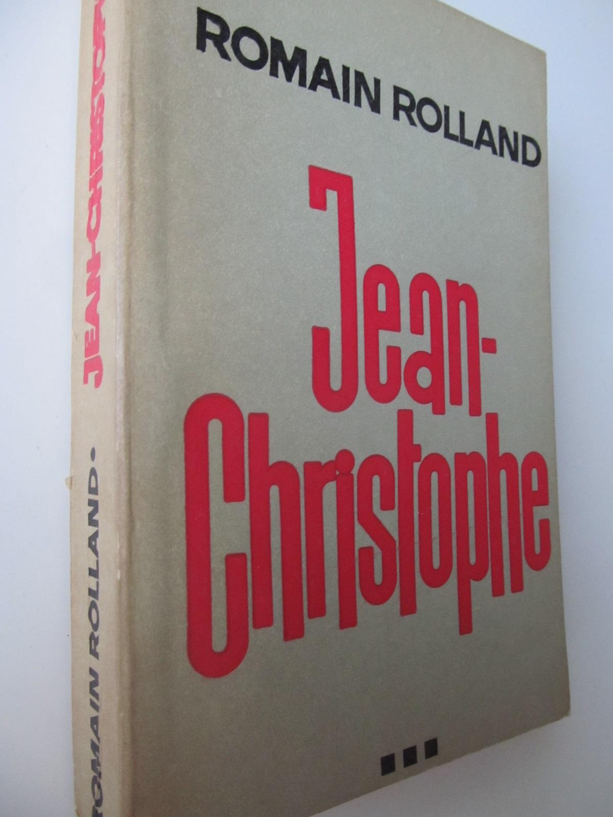 Jean Christophe (vol. 3) - Romain Rolland | Detalii carte