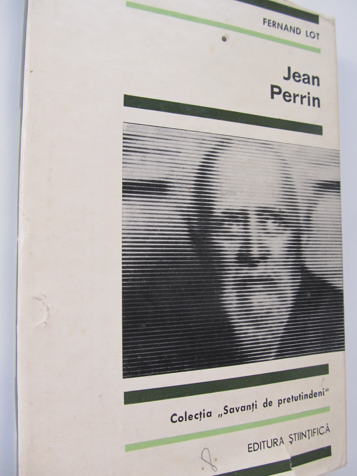 Jean Perrin - Fernand Lot | Detalii carte