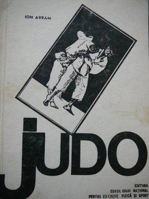 Judo [1] - Ion Avram | Detalii carte