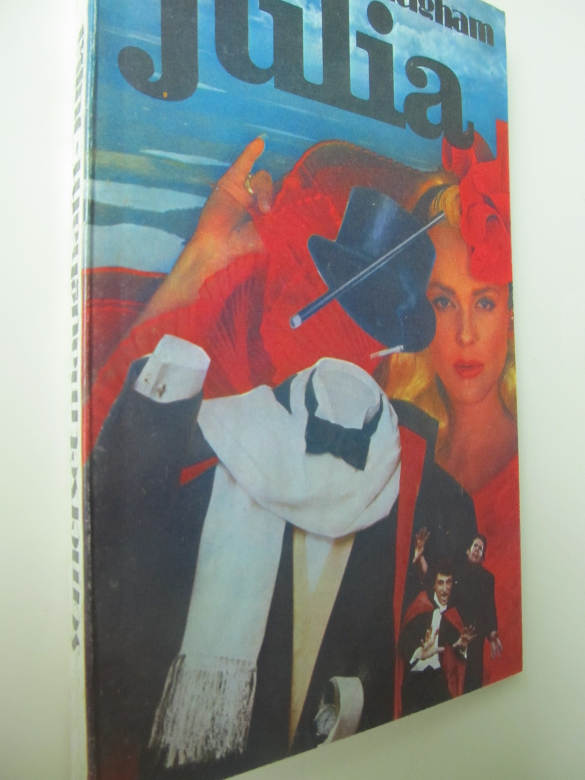 Julia - W. Somerset Maugham | Detalii carte