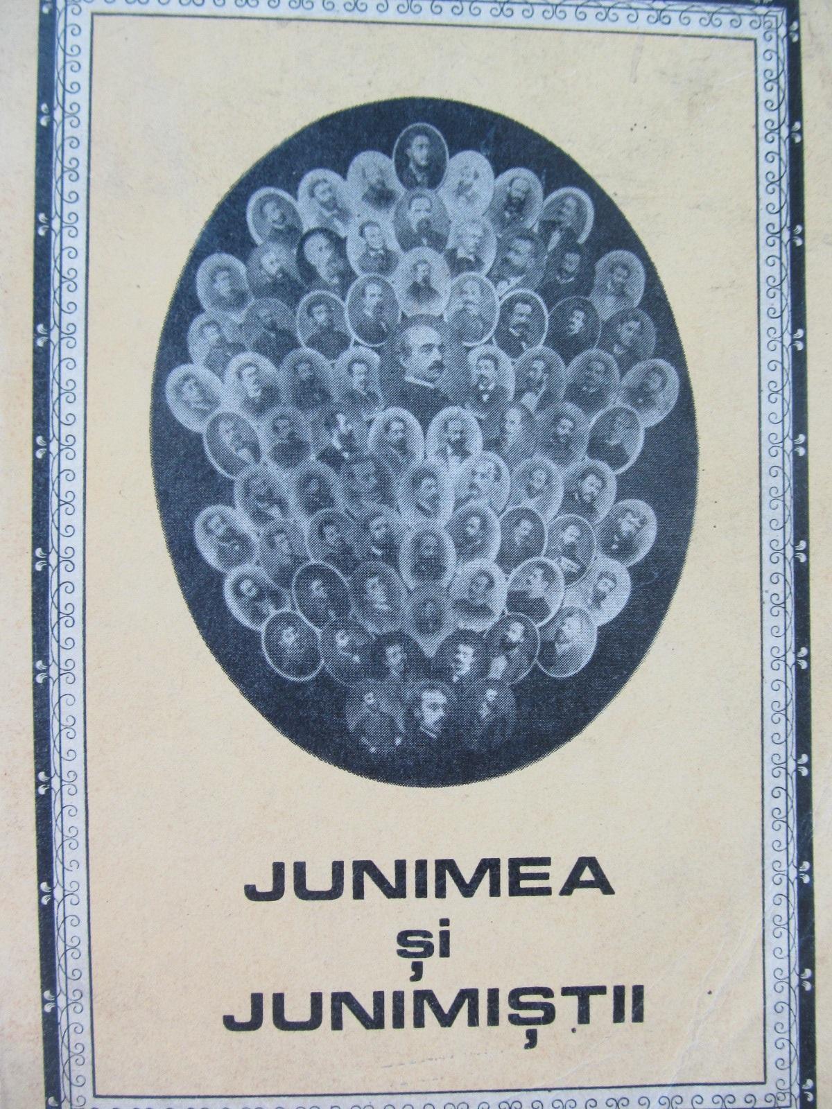 Junimea si junimistii - Scrisori si documente inedite - Ion Arhip , Dumitru Vacariu | Detalii carte