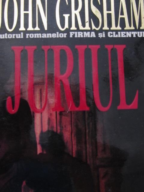 Juriul - John Grisham | Detalii carte