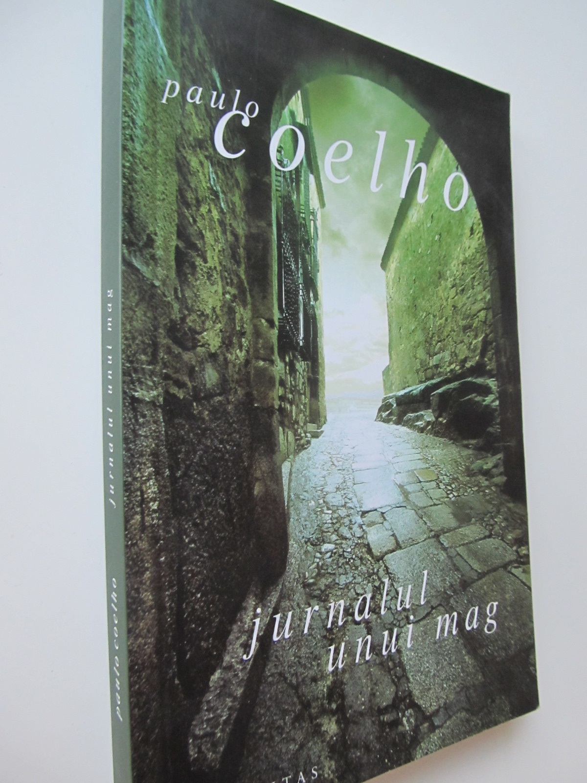 Jurnalul unui mag - Paulo Coelho | Detalii carte