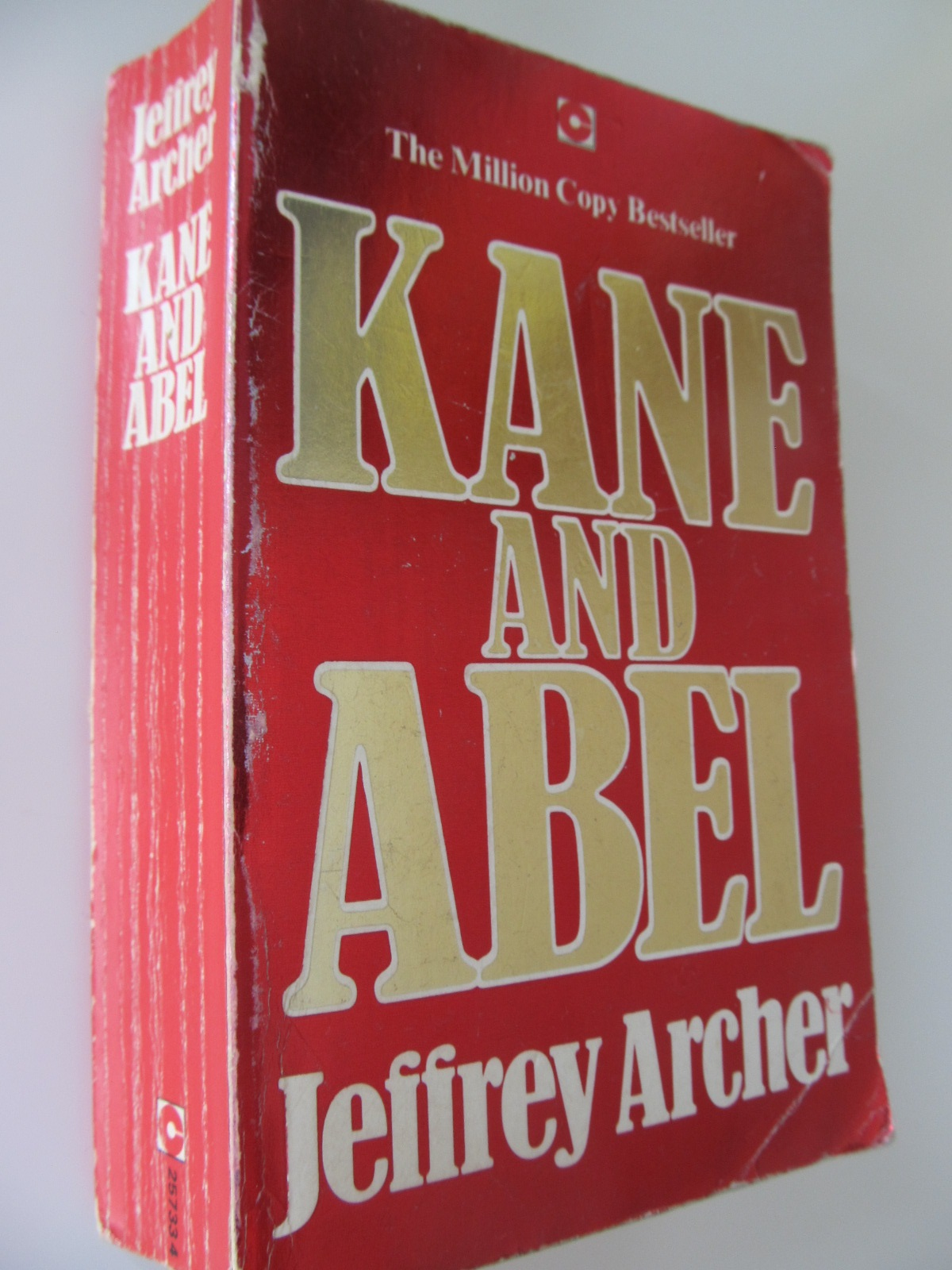 Kane and Abel - Jeffrey Archer | Detalii carte
