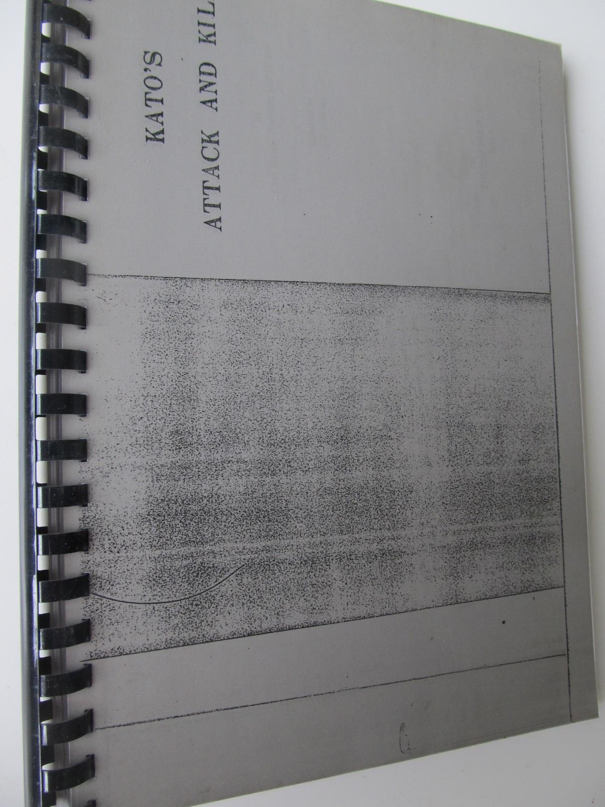 Kato's attack and kill (Carte de Go xeroxata) - Kato Masao | Detalii carte