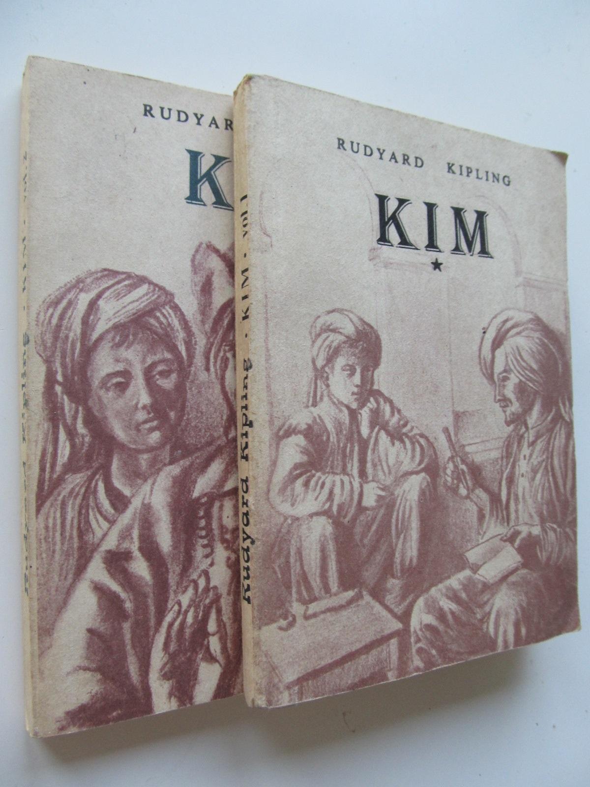 Kim (2 vol.) - Rudyard Kipling | Detalii carte