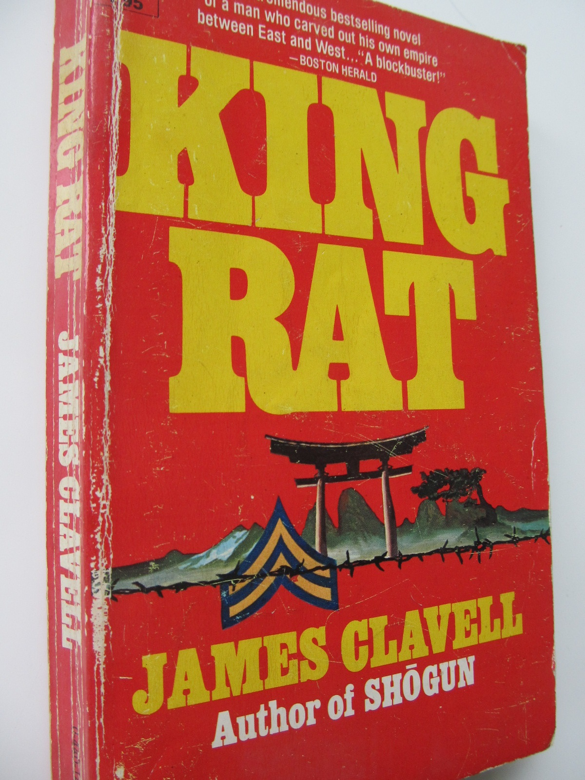 King Rat - James Clavell | Detalii carte