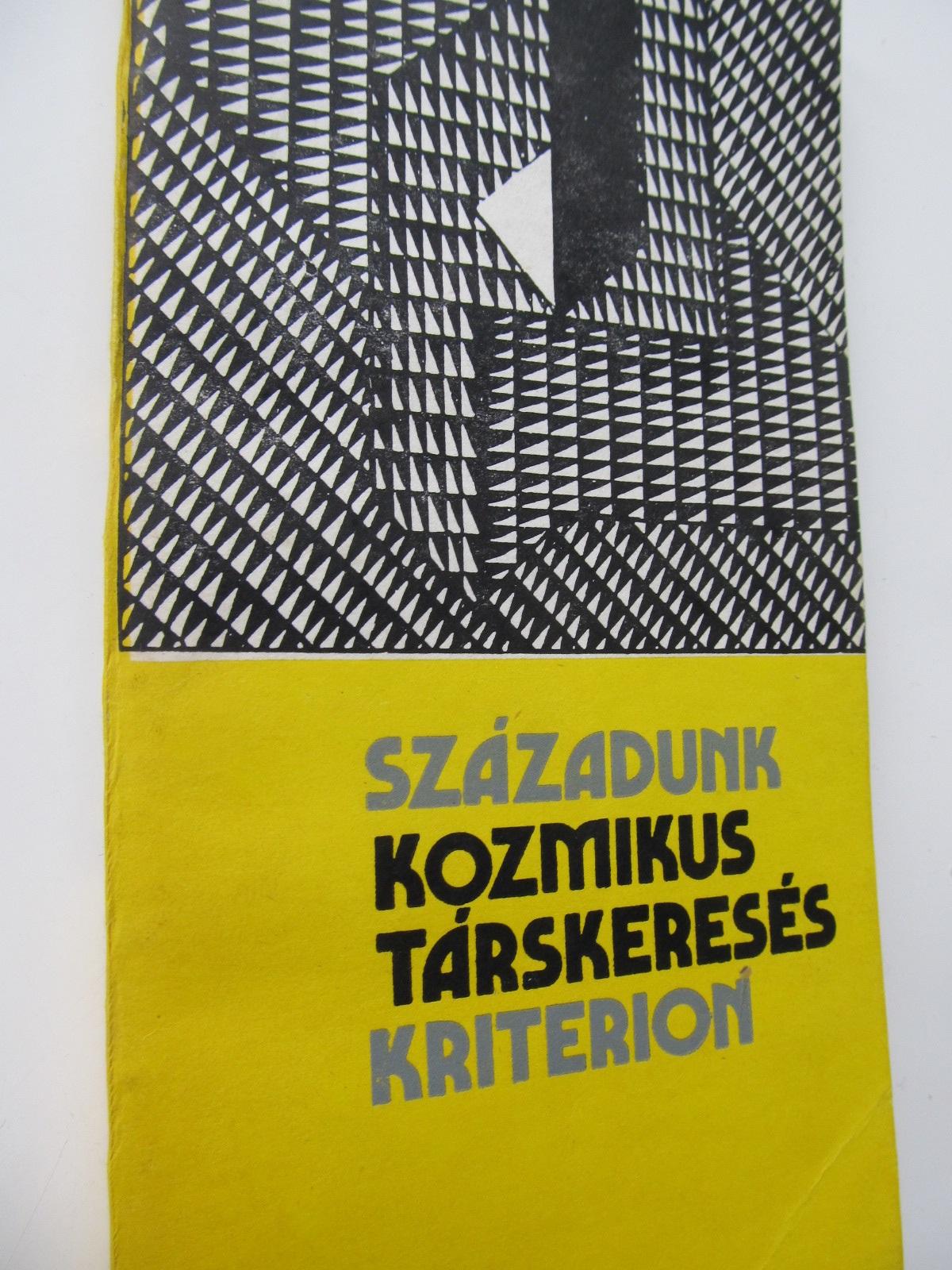 Kozmikus tarskereses - Toro Tibor (szerk.) | Detalii carte