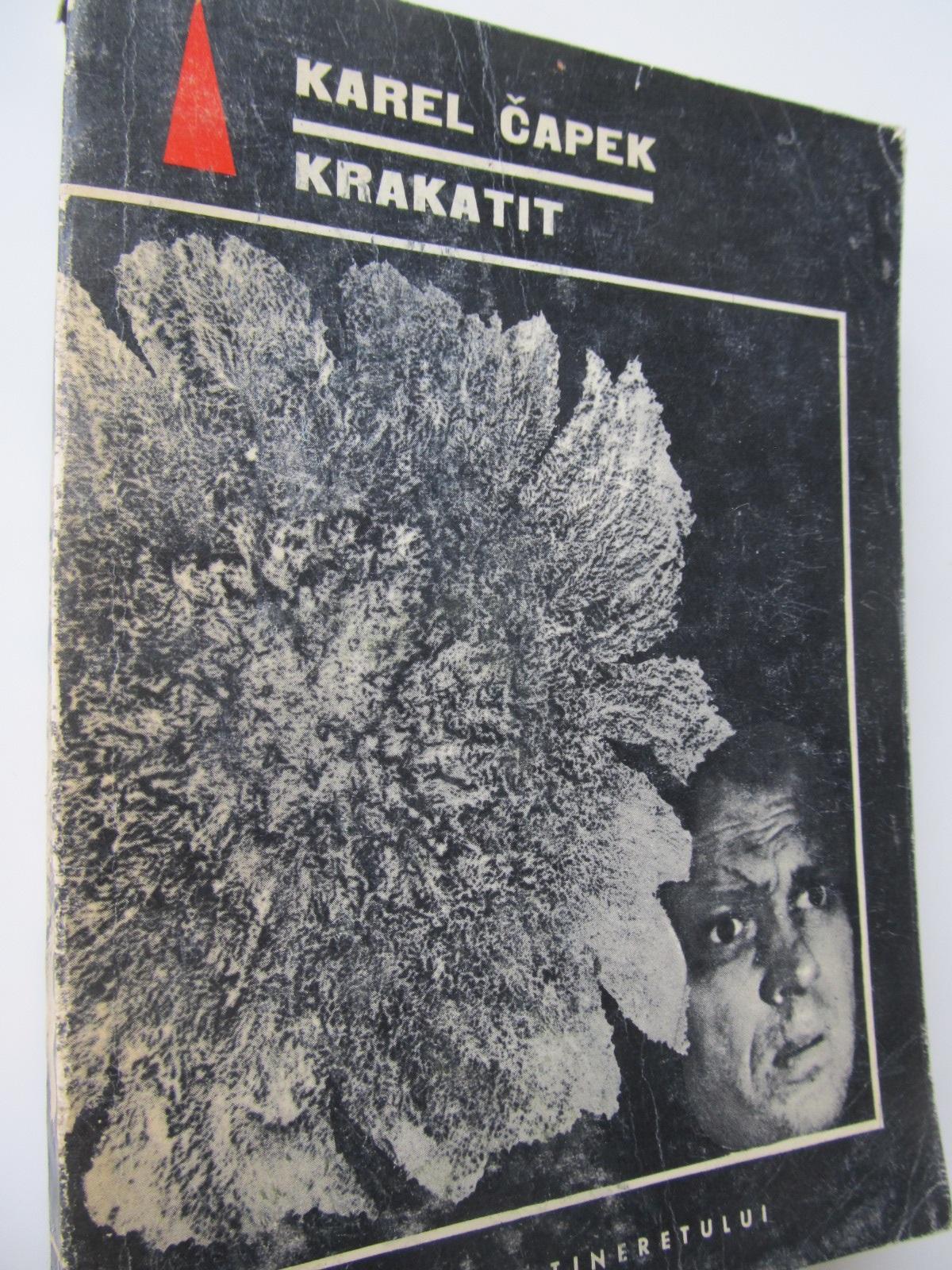 Krakatit - Karel Capek | Detalii carte