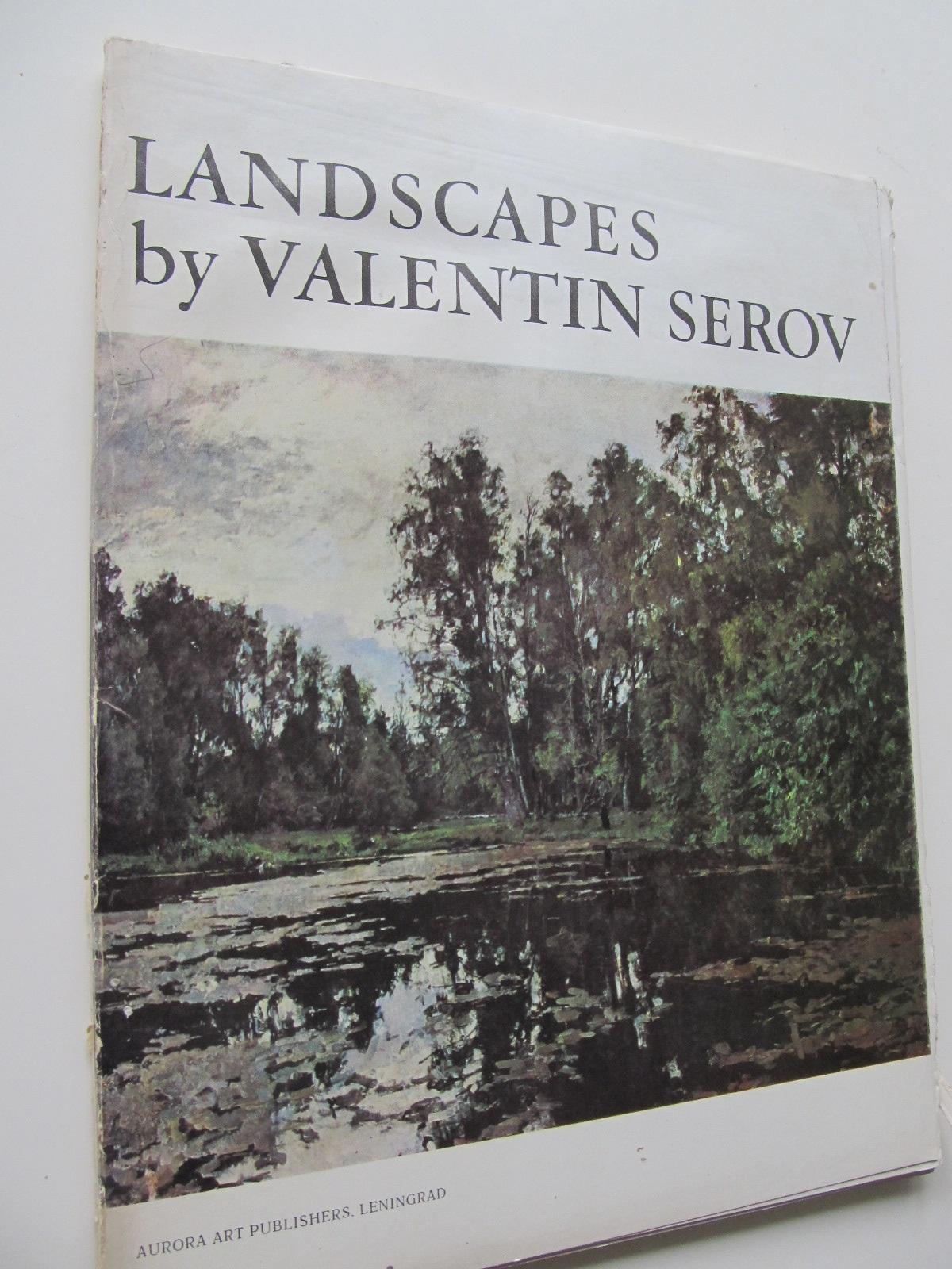 Landscapes by Valentin Serov (30 reproduceri) - *** | Detalii carte