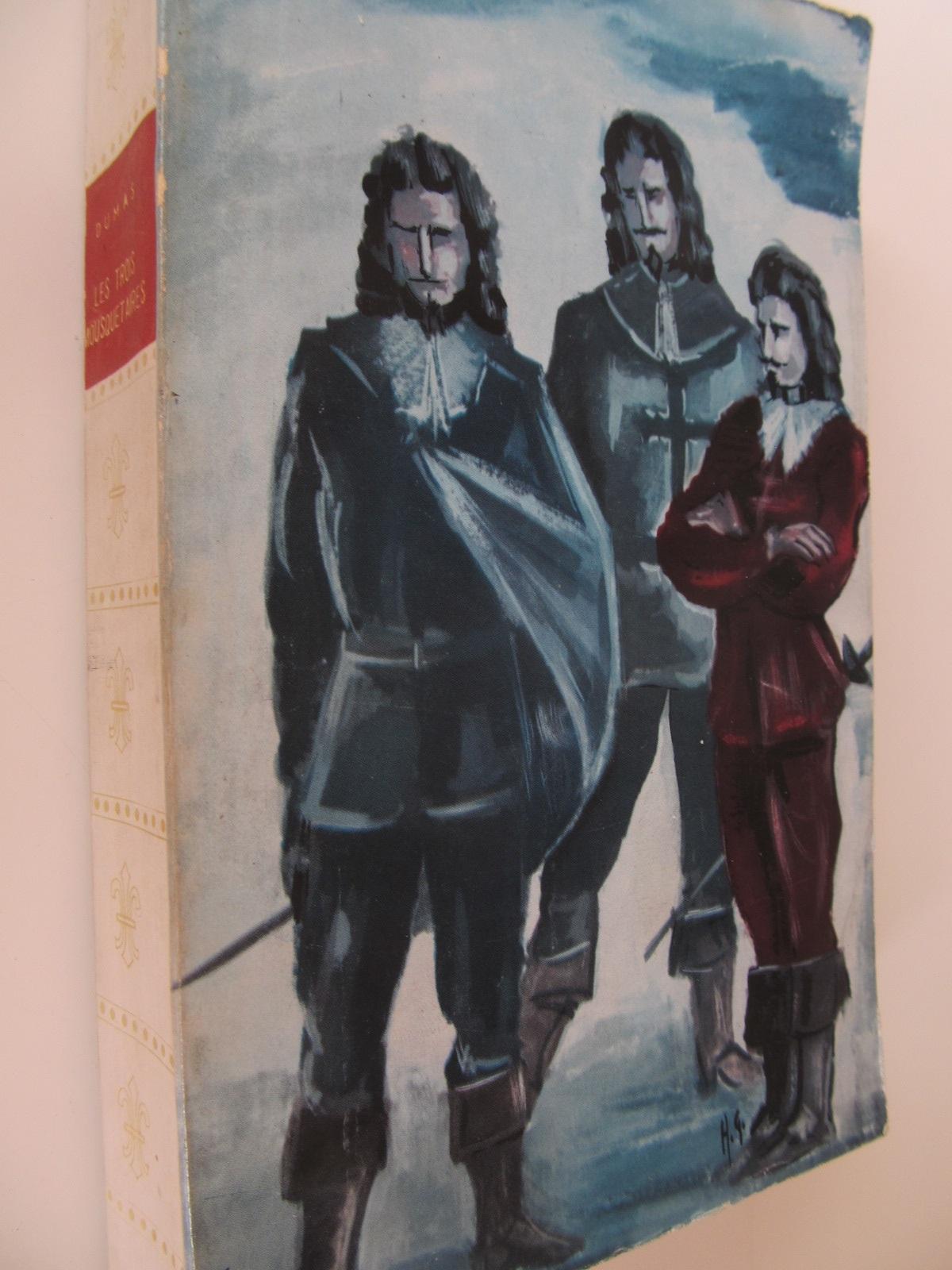 Les trois Mousquetaires - Alexandre Dumas   Detalii carte