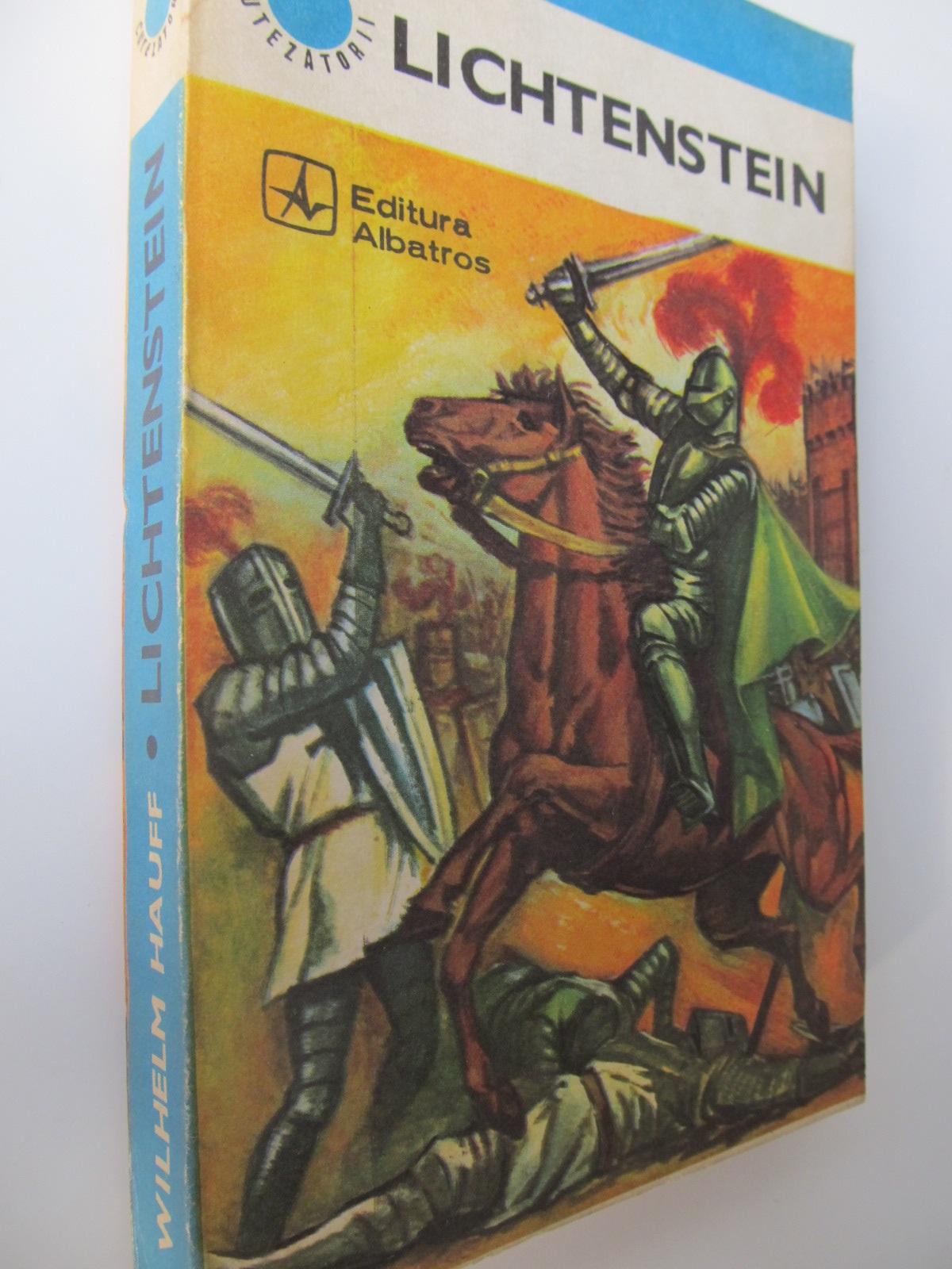 Lichtenstein - Wilhelm Hauff   Detalii carte
