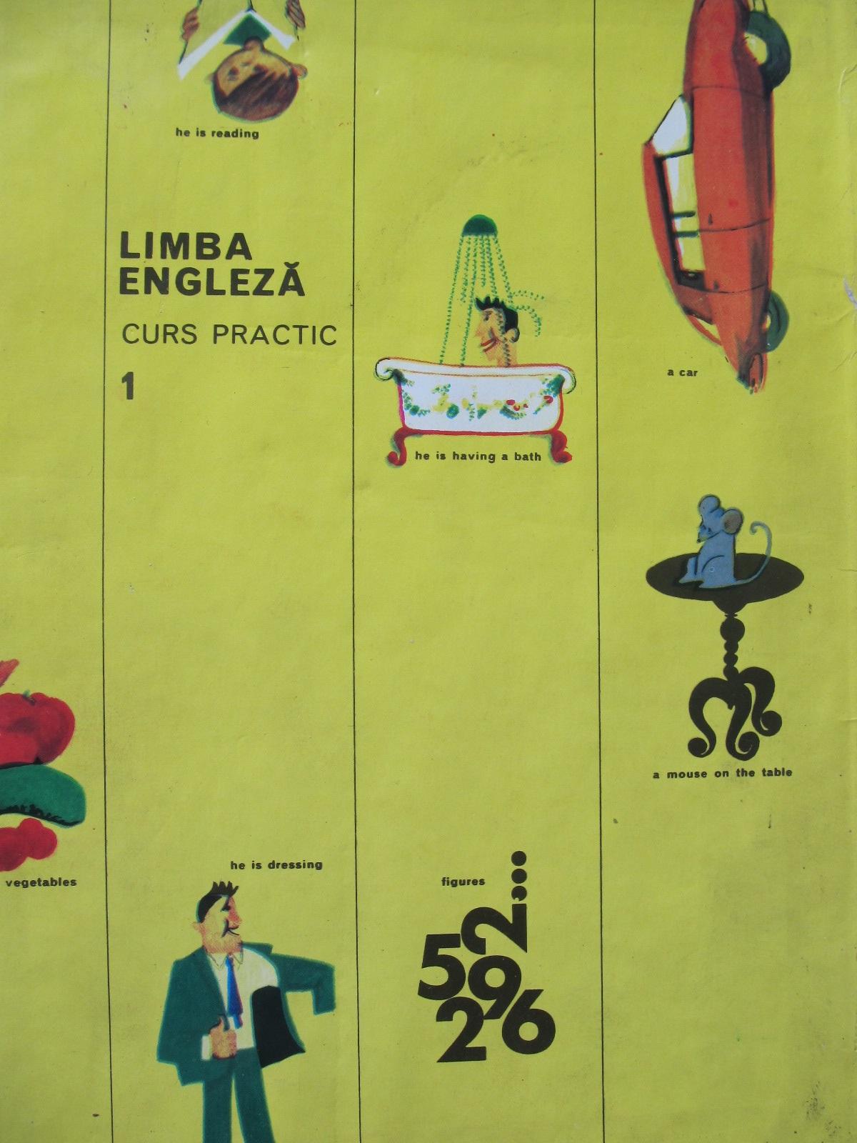 Limba Engleza curs practic (vol. 1) - Virgiliu Stefanescu Draganesti , Adian Nicolescu , Victor Hanea   Detalii carte