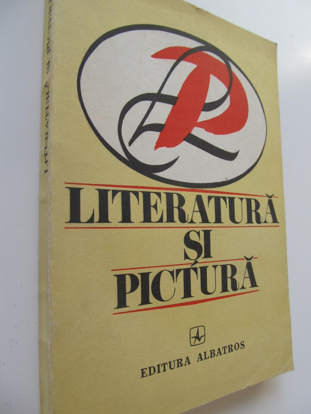 Literatura si pictura - *** | Detalii carte