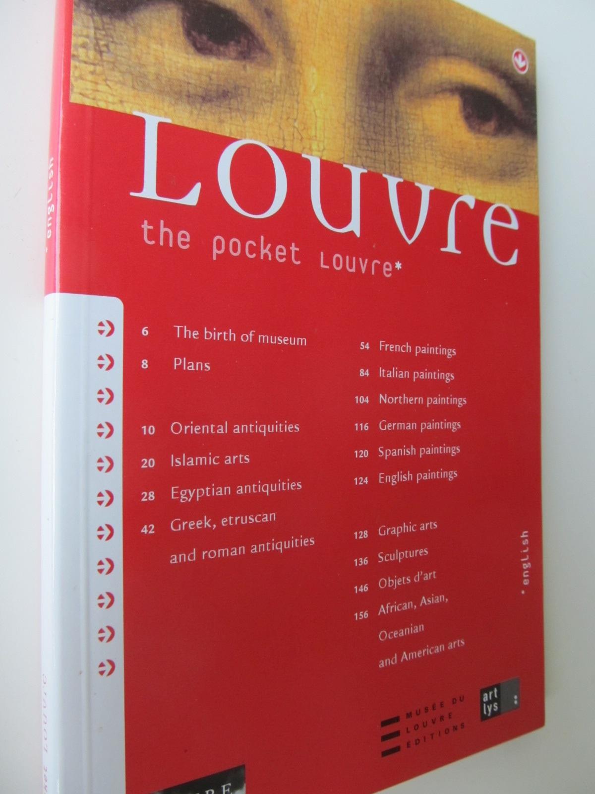 Louvre the pocket Louvre (Album) - Valerie Mettais | Detalii carte