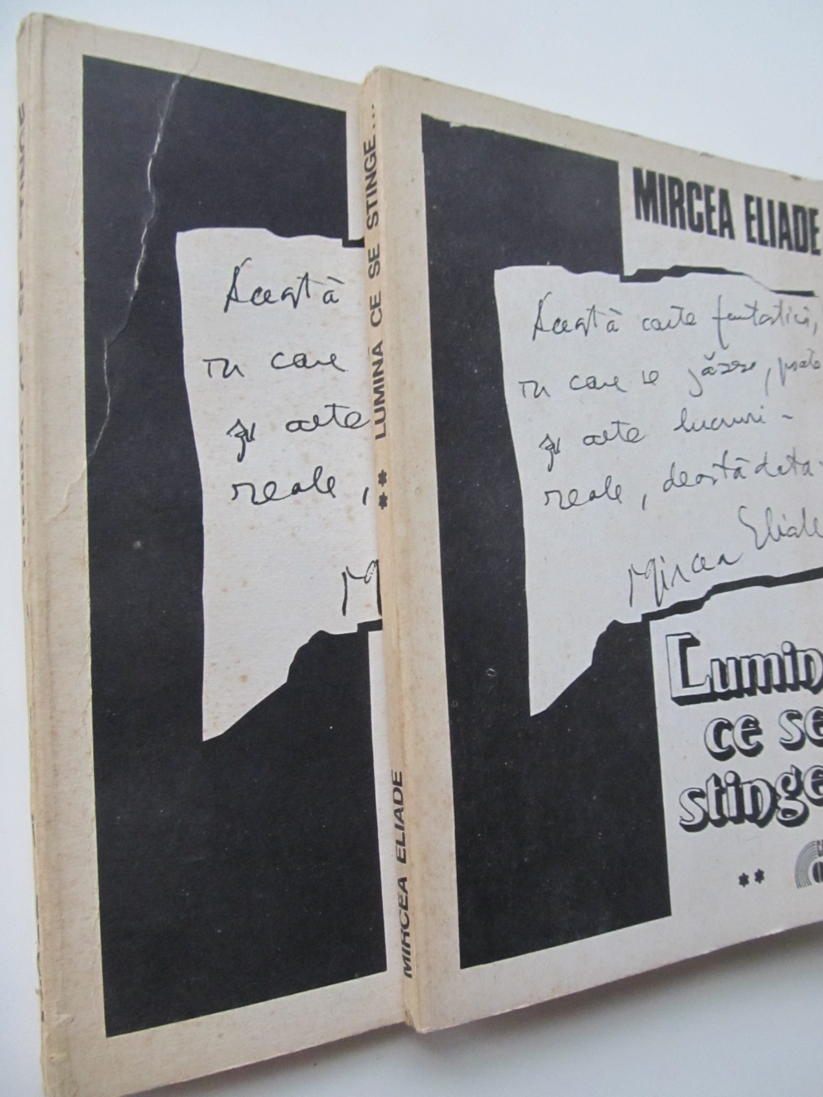 Lumina ce se stinge (2 vol.) - Mircea Eliade | Detalii carte