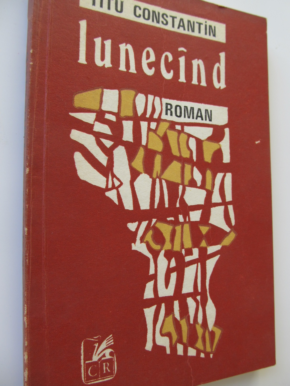Lunecand - Titu Constantin | Detalii carte