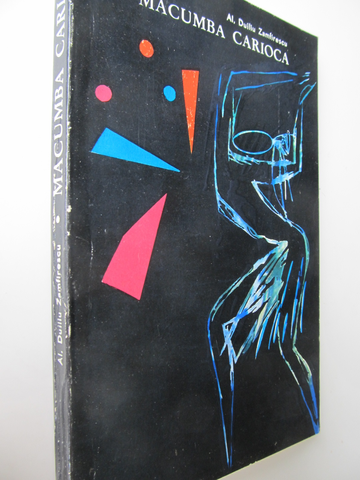 Macumba Carioca - Al. Duiliu Zamfirescu | Detalii carte