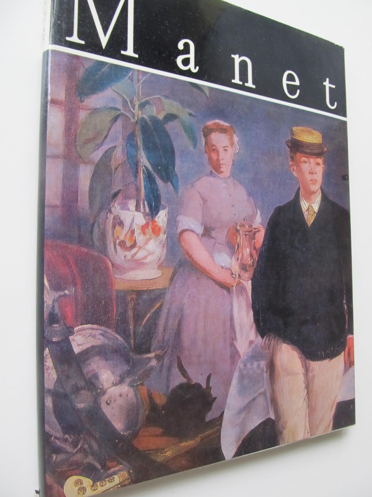 Manet (Album) - format foarte mare - Iulian Mereuta   Detalii carte