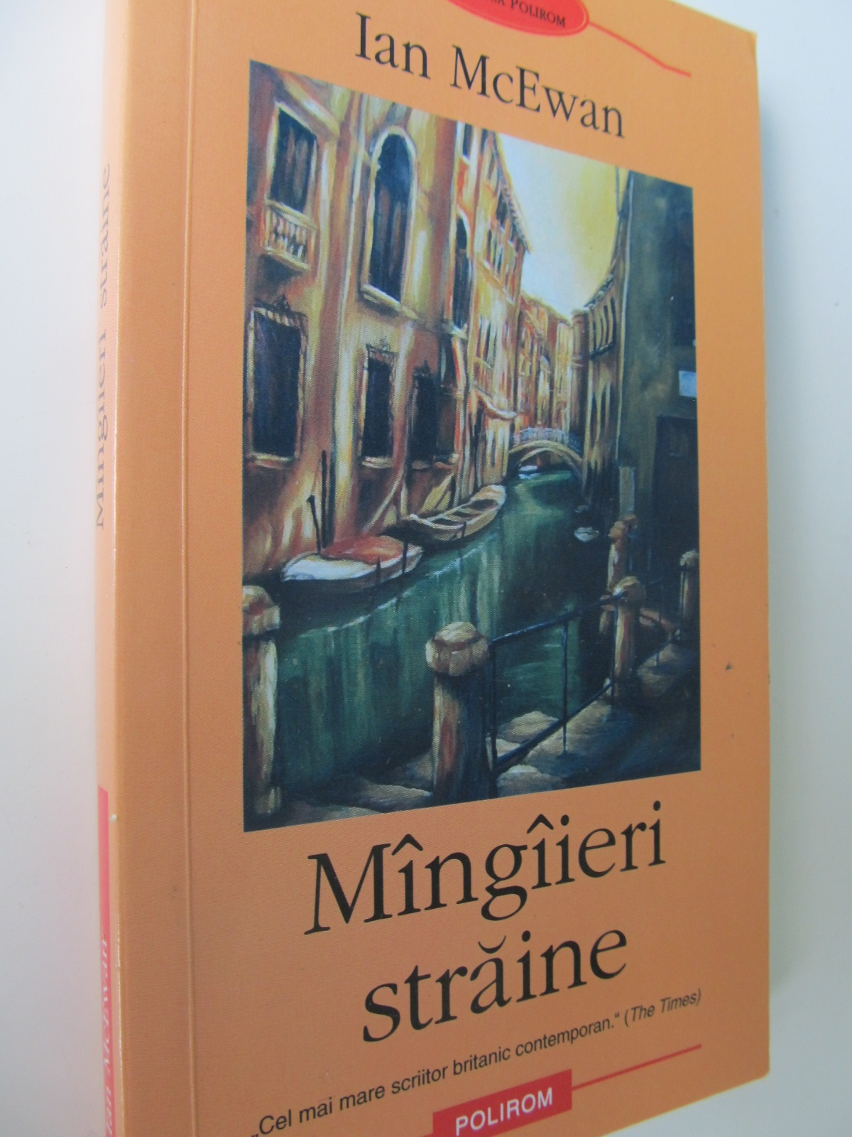 Carte Mangaieri straine - Ian McEwan